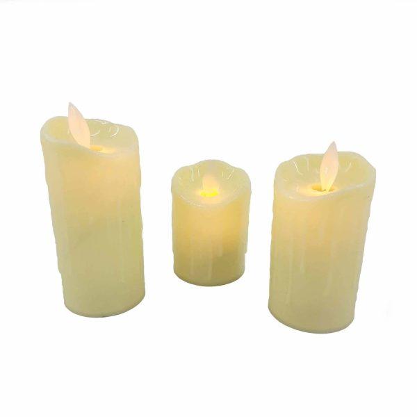 شمع ال ای دی