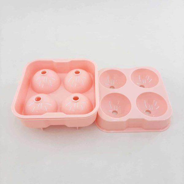 قالب یخ کروی پلاستیکی