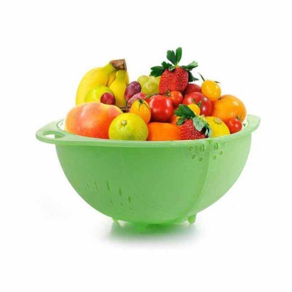 سبد میوه آبکش دار