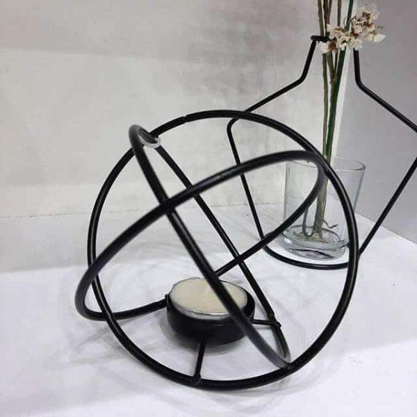 جاشمعی فلزی منظومه کوچک - ویرگولشاپ