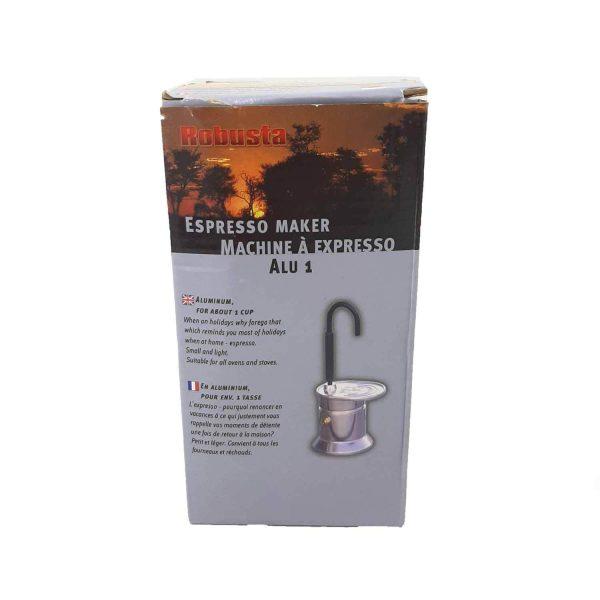 موکاپات قهوه ساز شیر دار ربوستا