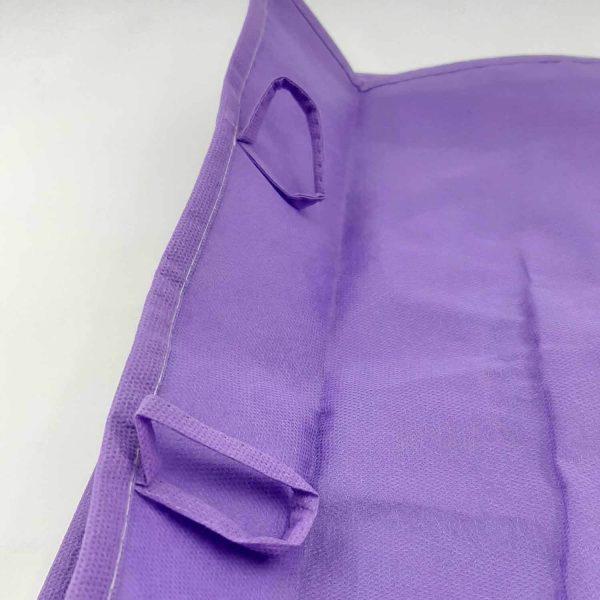 کیسه لباس چرک پشنت درب پارچه ای clothes-bag