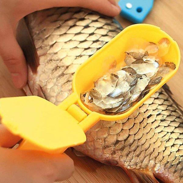 پوست کن ماهی